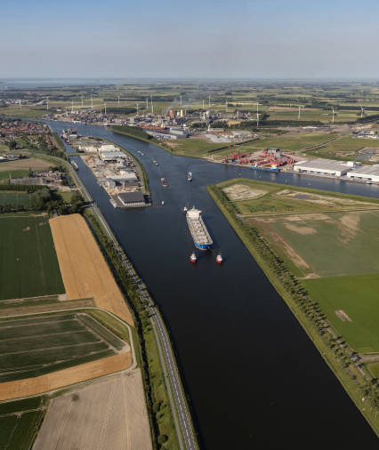 Webinar North Sea Port - De circulaire haven